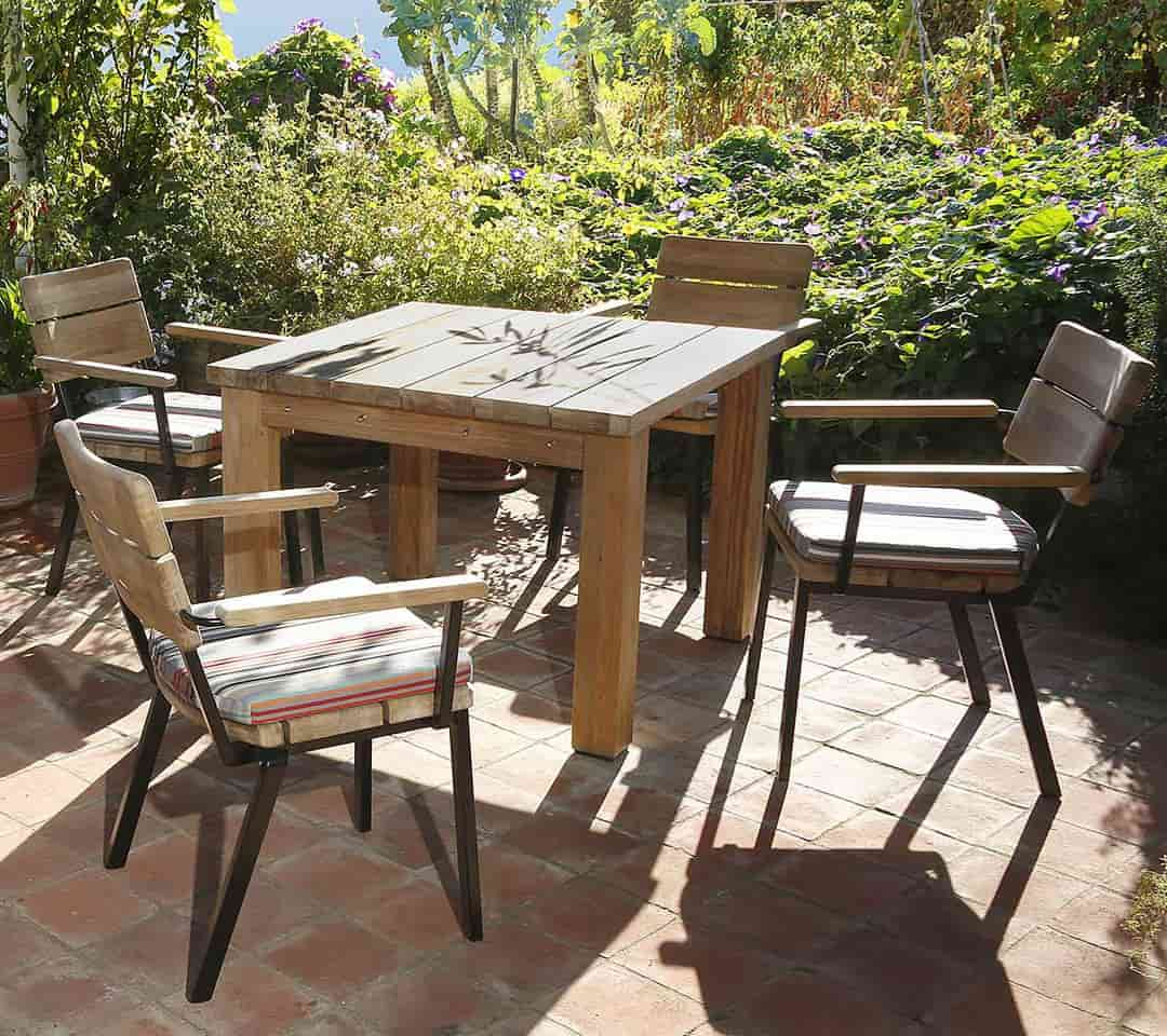 Review Of The Barlow Tyrie Titan Rustic Garden Furniture