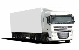 Wire delivery lorry@