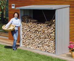 Biohort Woodstock 230 Log Store