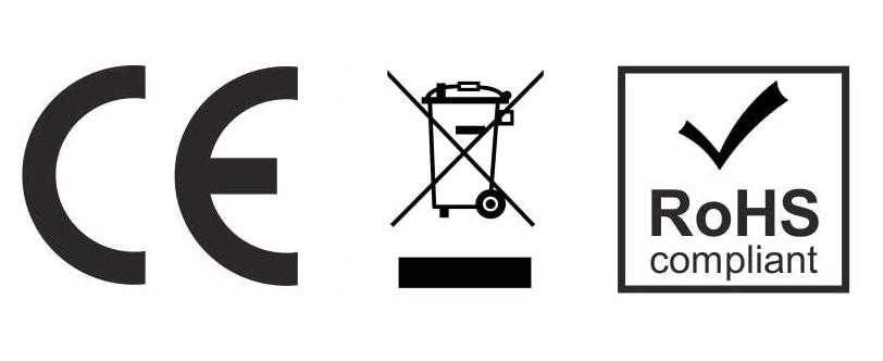 A Set of Electronic Safety Symbols.