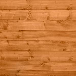 Dip treatment on wood