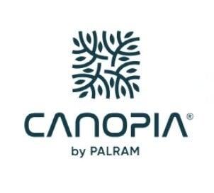 Palram Canopia's New Brand Logo