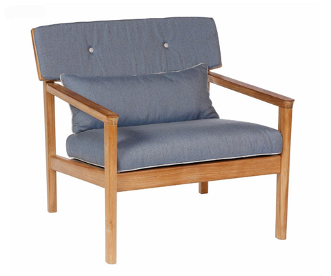 Barlow Tyrie Atom Deep Seating Armchair
