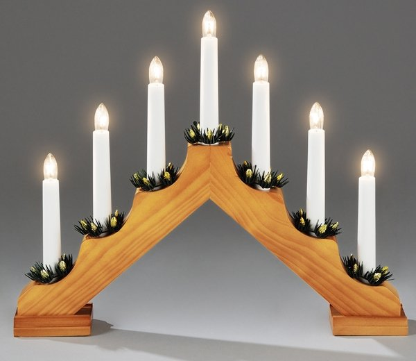 Christmas candlebridges for sale.