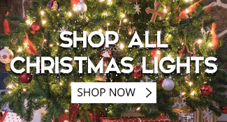 Shop all Christmas lights.