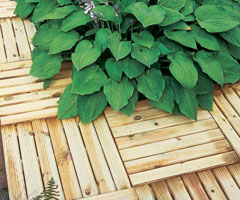 Forest Decking Tile Kit