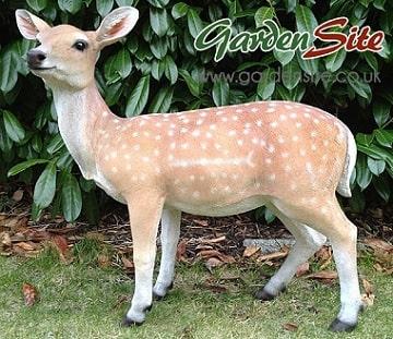 Vivid Arts Fallow Deer Ornament