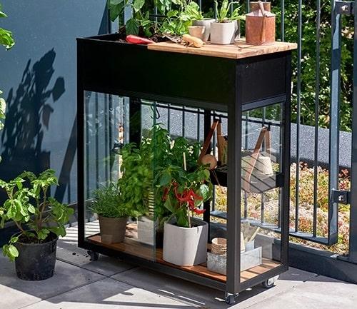 Juliana Vertical Greenhouse